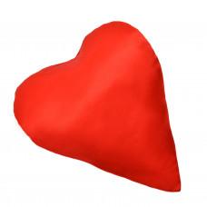 Pagalvėlė raudona širdelė